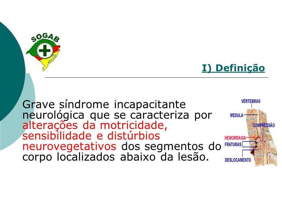 I) Definição
