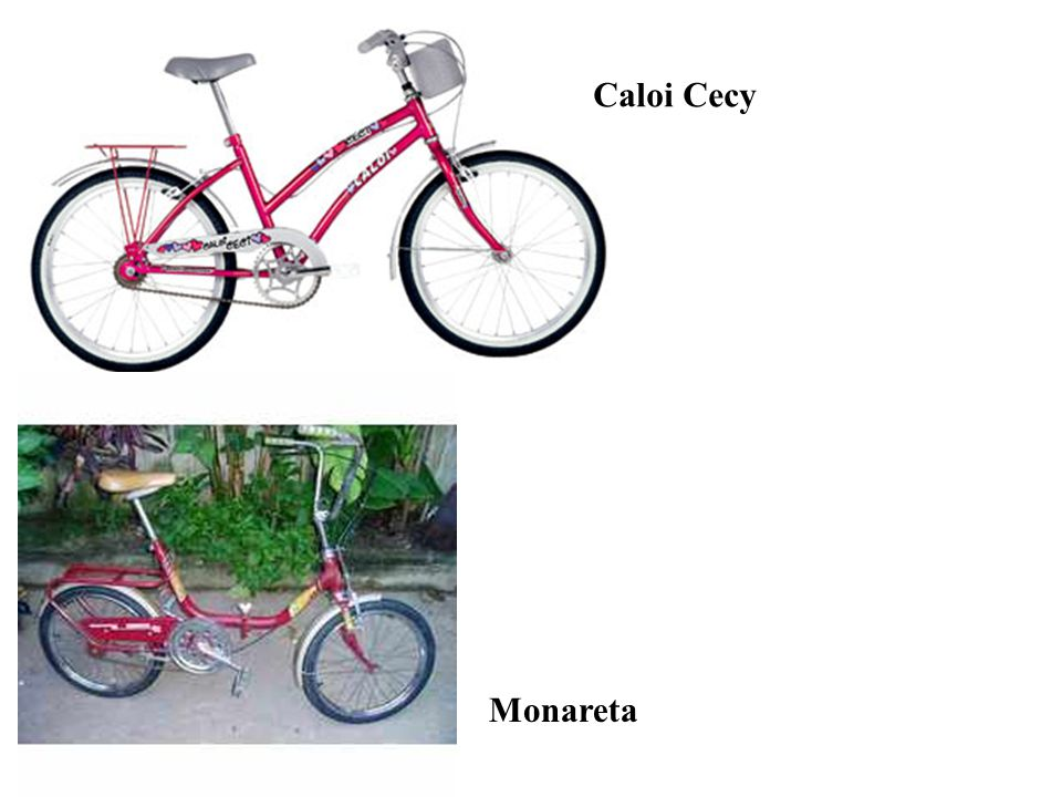 Caloi Cecy Monareta