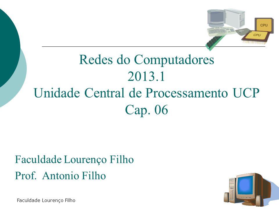 2013.1 Unidade Central de Processamento UCP