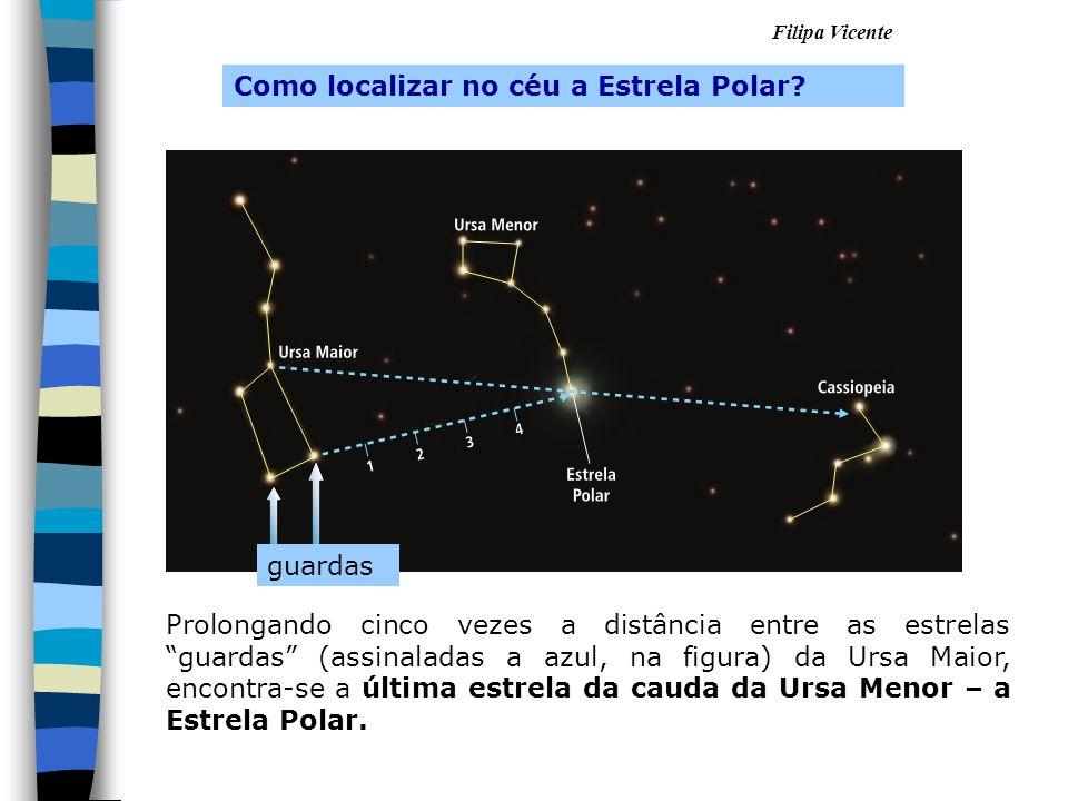 Como localizar no céu a Estrela Polar