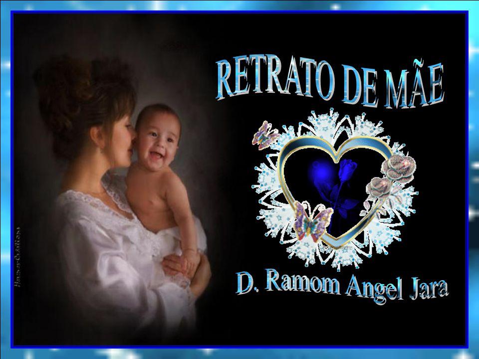 RETRATO DE MÃE D. Ramom Angel Jara