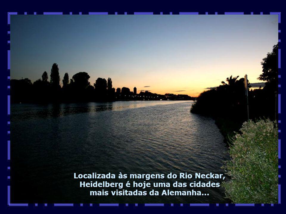 IMG_3004 - ALEMANHA - HEIDELBERG - RIO E POR DO SOL-700