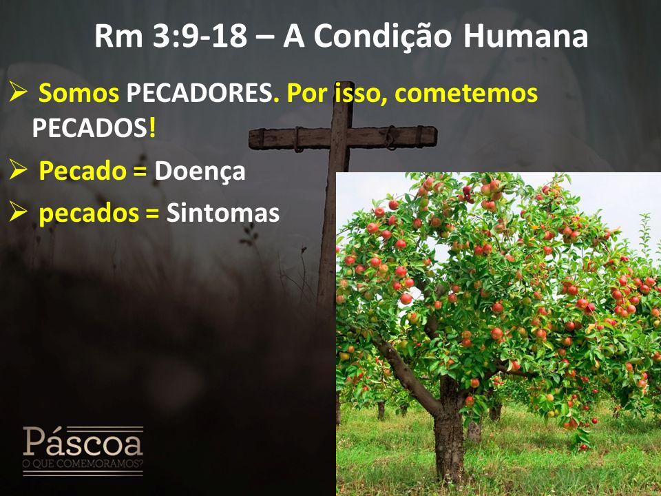 Rm 3:9-18 – A Condição Humana