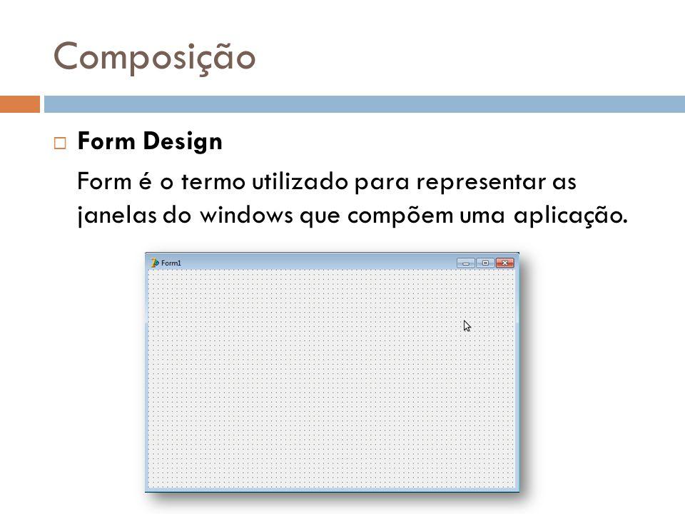 Composição Form Design