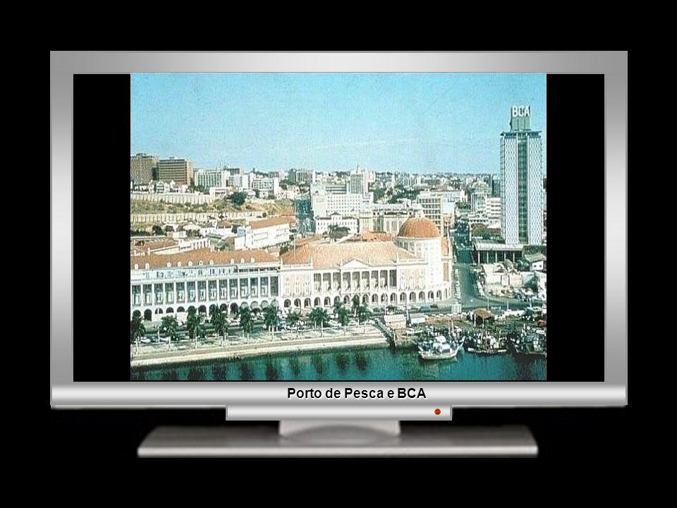 Porto de Pesca e BCA