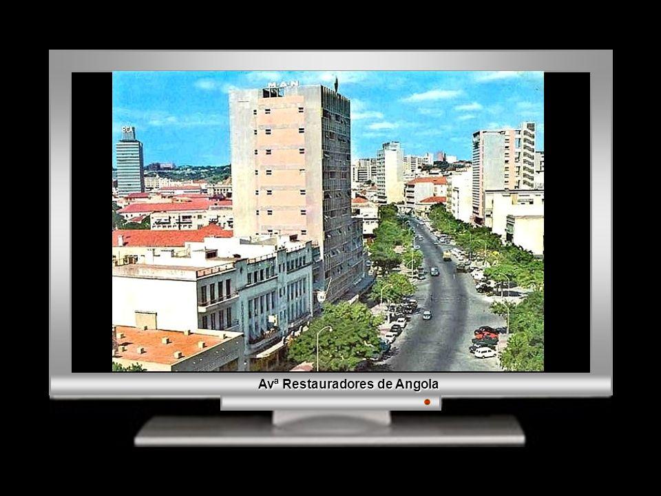Avª Restauradores de Angola