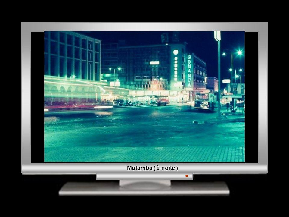 Mutamba ( à noite )