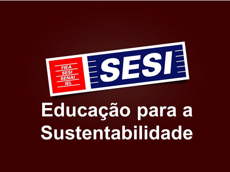 Educação para a Sustentabilidade