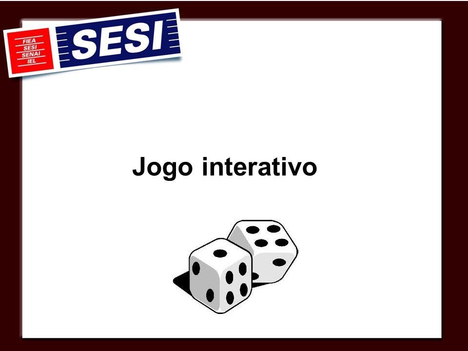 Jogo interativo