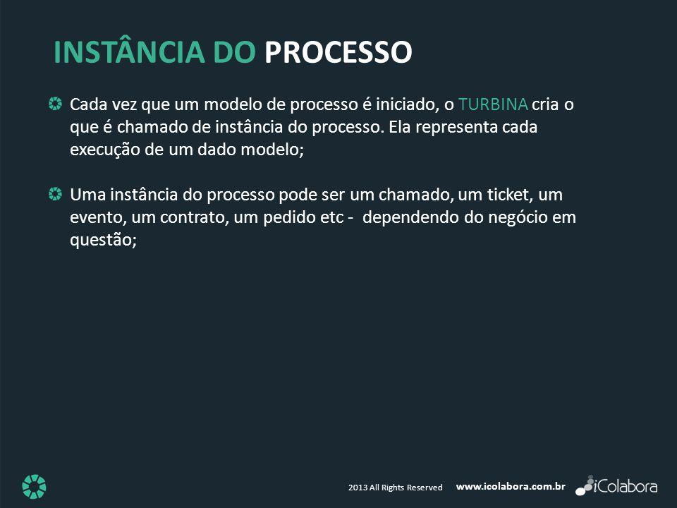 INSTÂNCIA DO PROCESSO