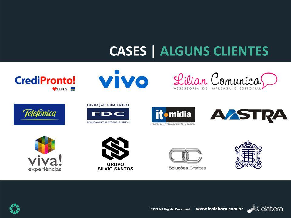 cases | ALGUNS Clientes