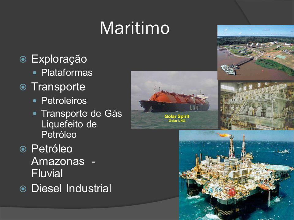 Maritimo Exploração Transporte Petróleo Amazonas - Fluvial