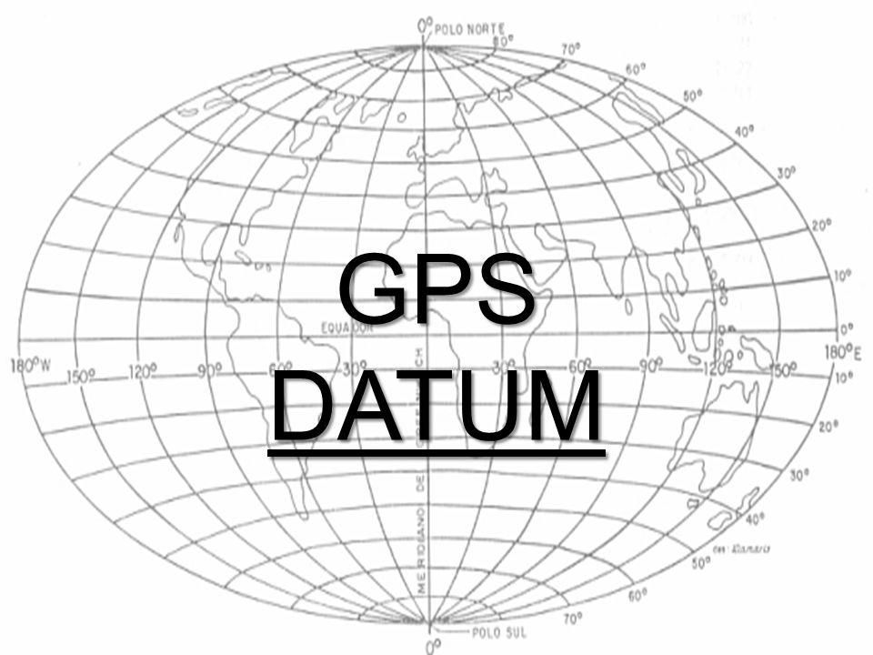 GPS DATUM