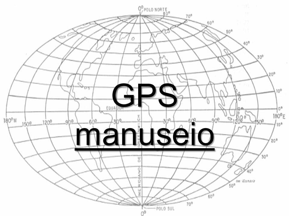 GPS manuseio