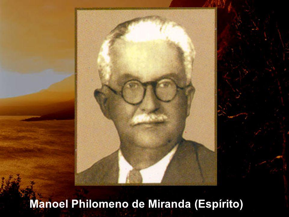 Manoel Philomeno de Miranda (Espírito)