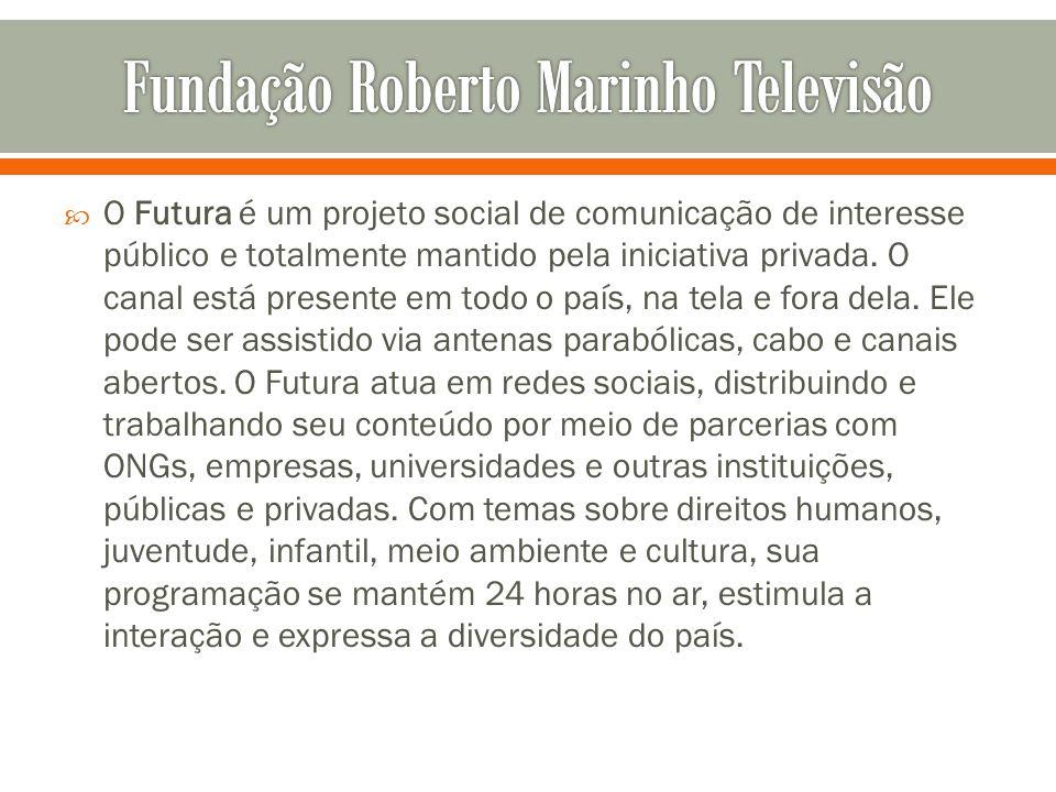 Fundação Roberto Marinho Televisão