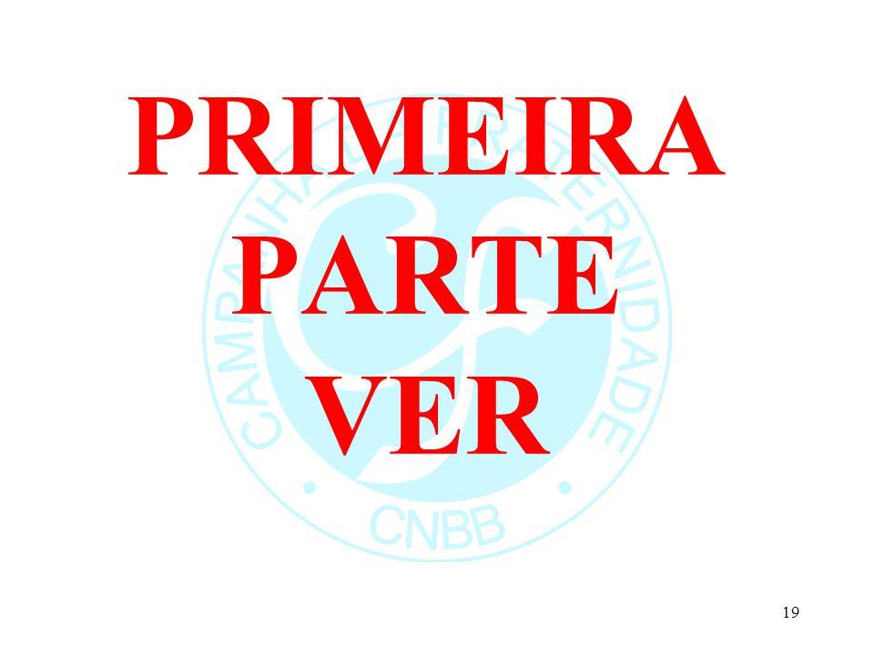 PRIMEIRA PARTE VER