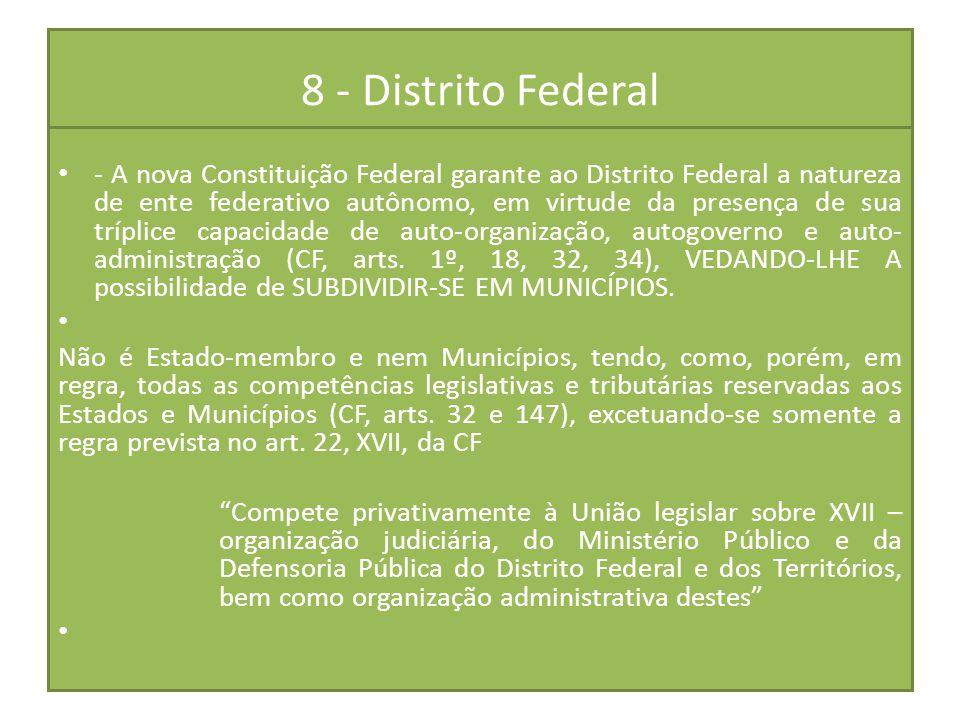 8 - Distrito Federal