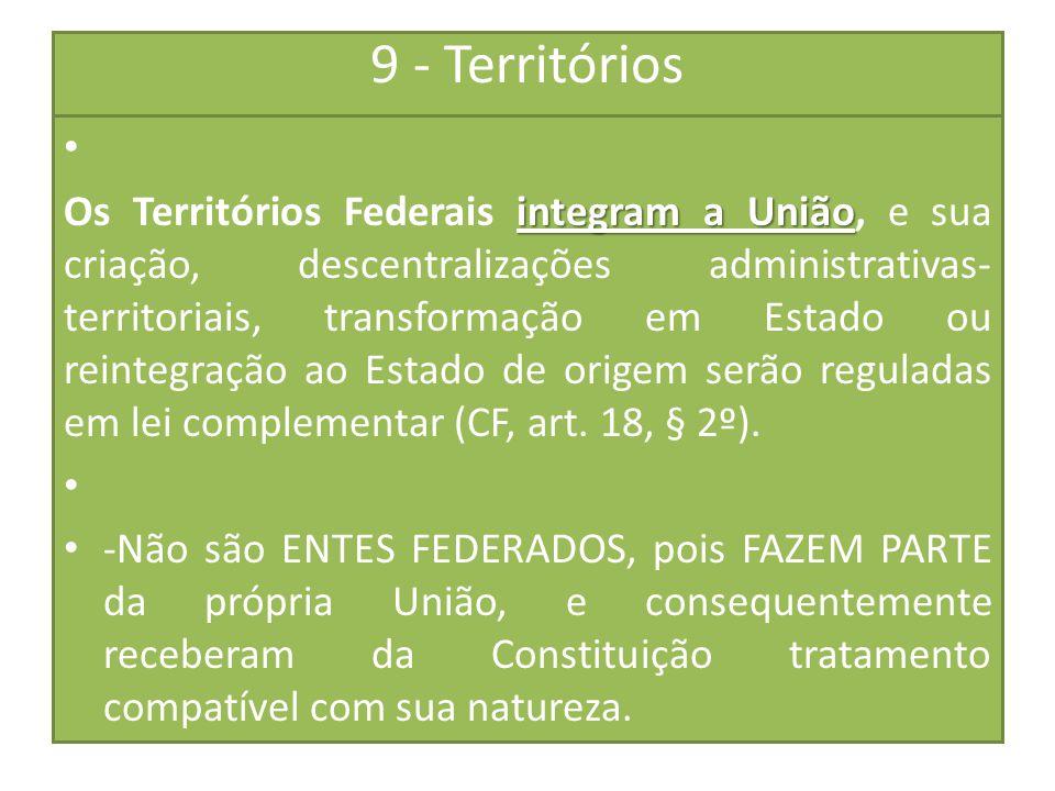 9 - Territórios