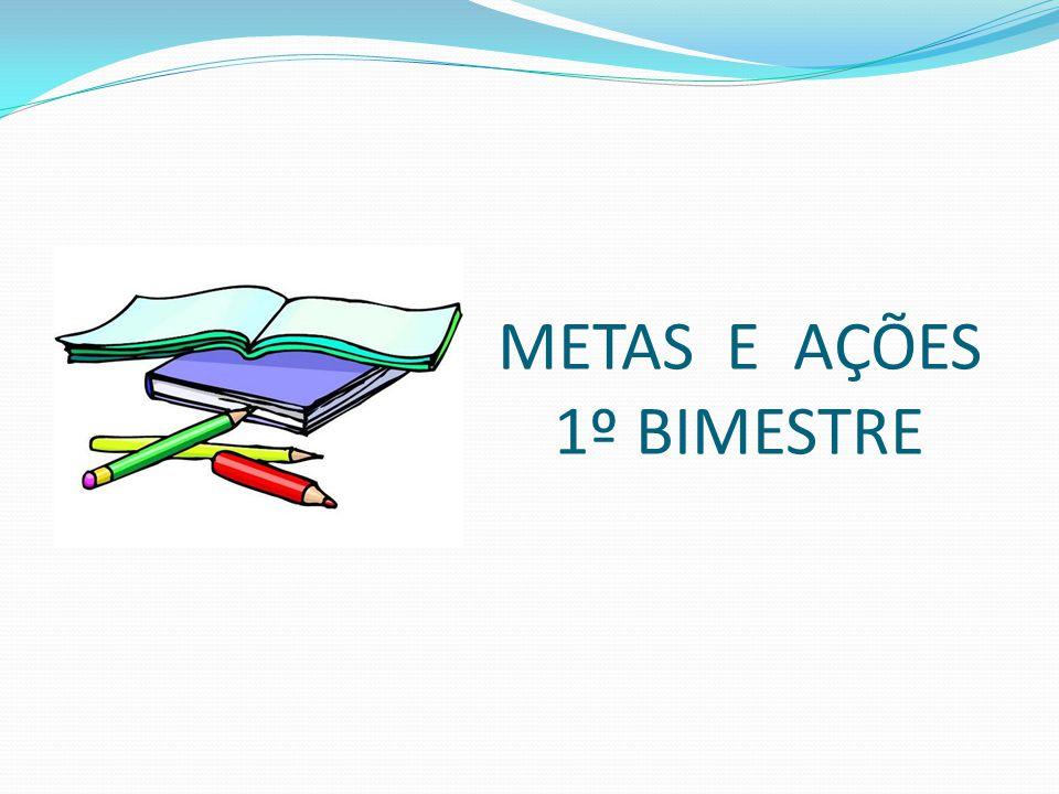 METAS E AÇÕES 1º BIMESTRE