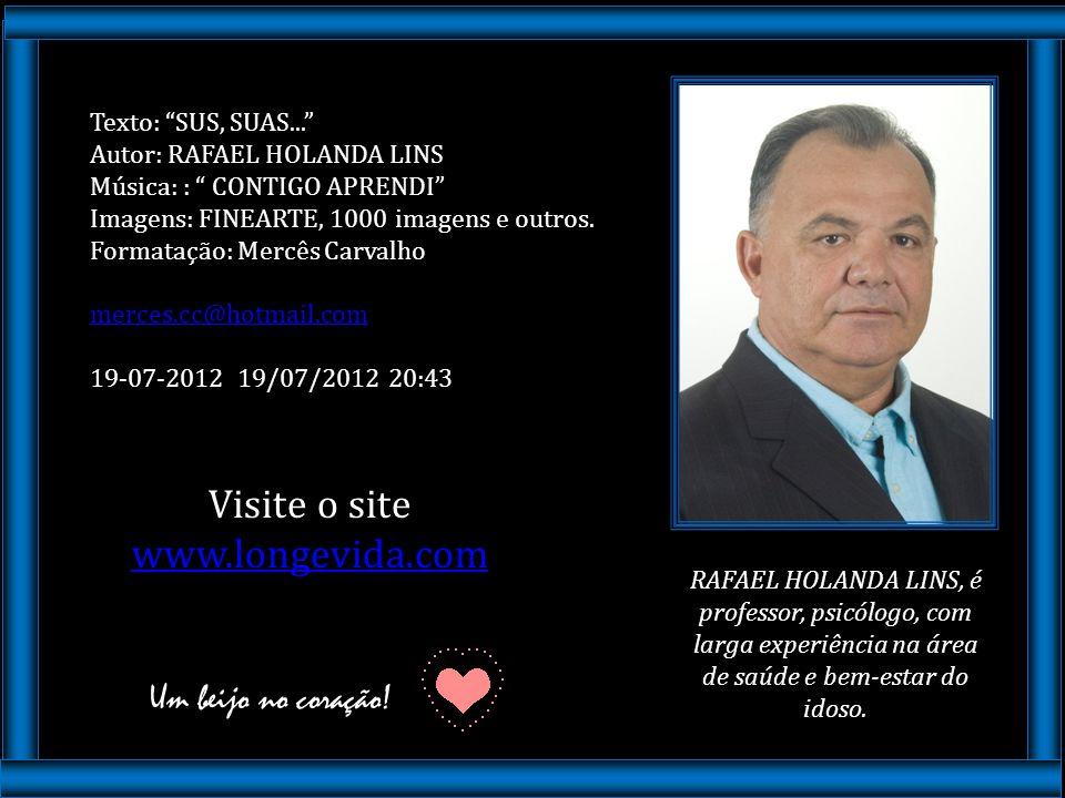 Visite o site www.longevida.com