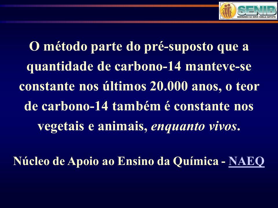 Núcleo de Apoio ao Ensino da Química - NAEQ