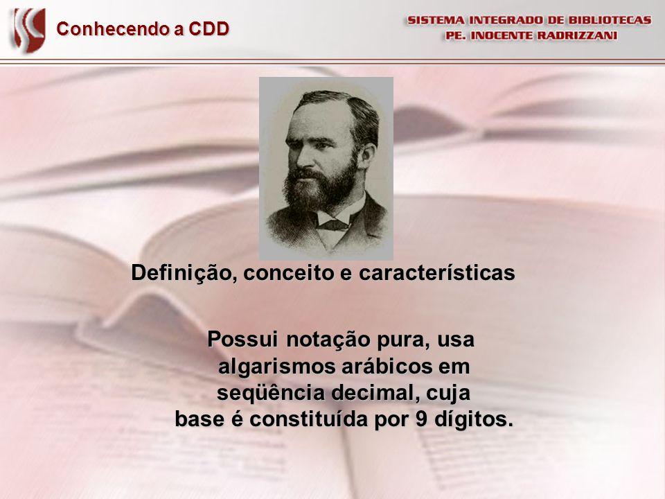 Definição, conceito e características