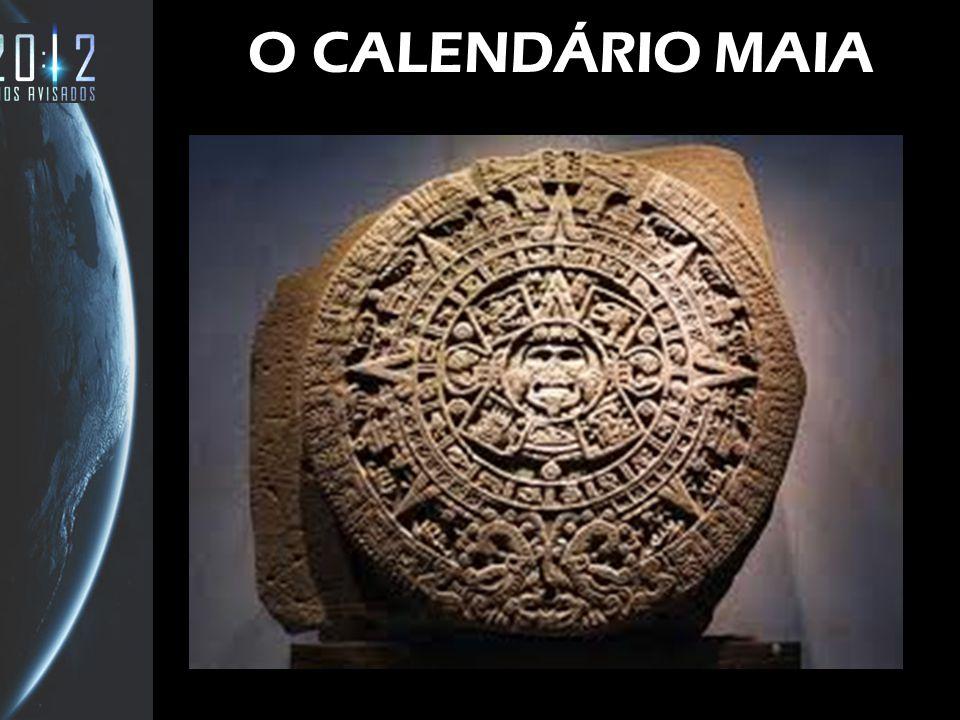 O CALENDÁRIO MAIA 2