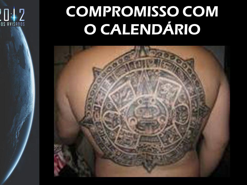 COMPROMISSO COM O CALENDÁRIO