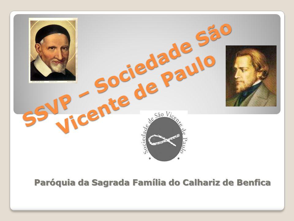 SSVP – Sociedade São Vicente de Paulo