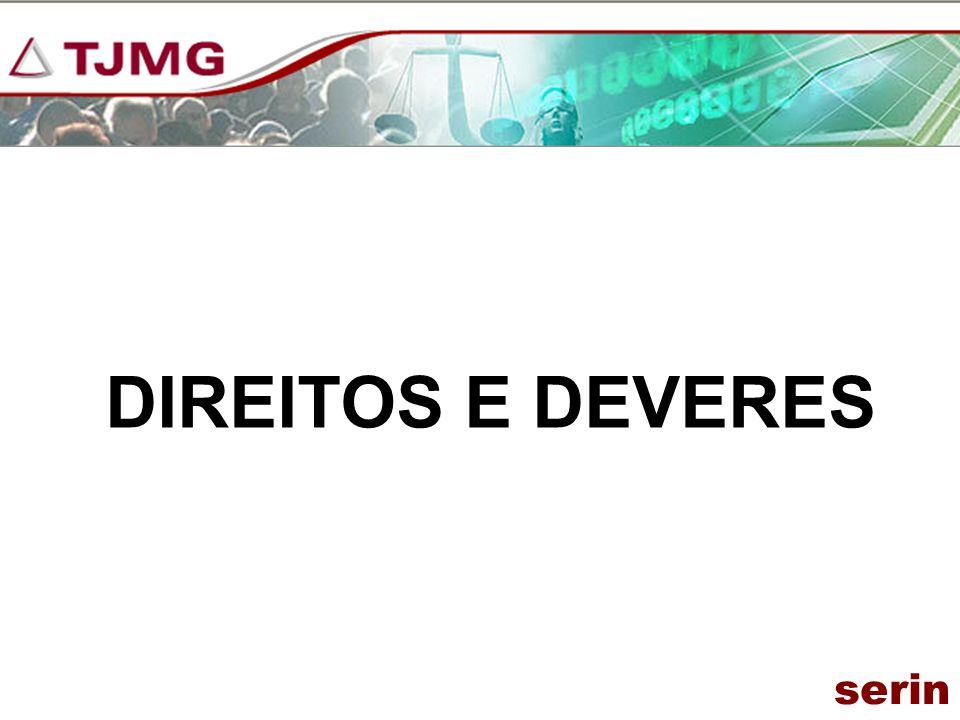 DIREITOS E DEVERES serin