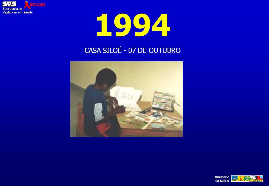 1994 CASA SILOÉ - 07 DE OUTUBRO DIDANOSINA - (DDI),