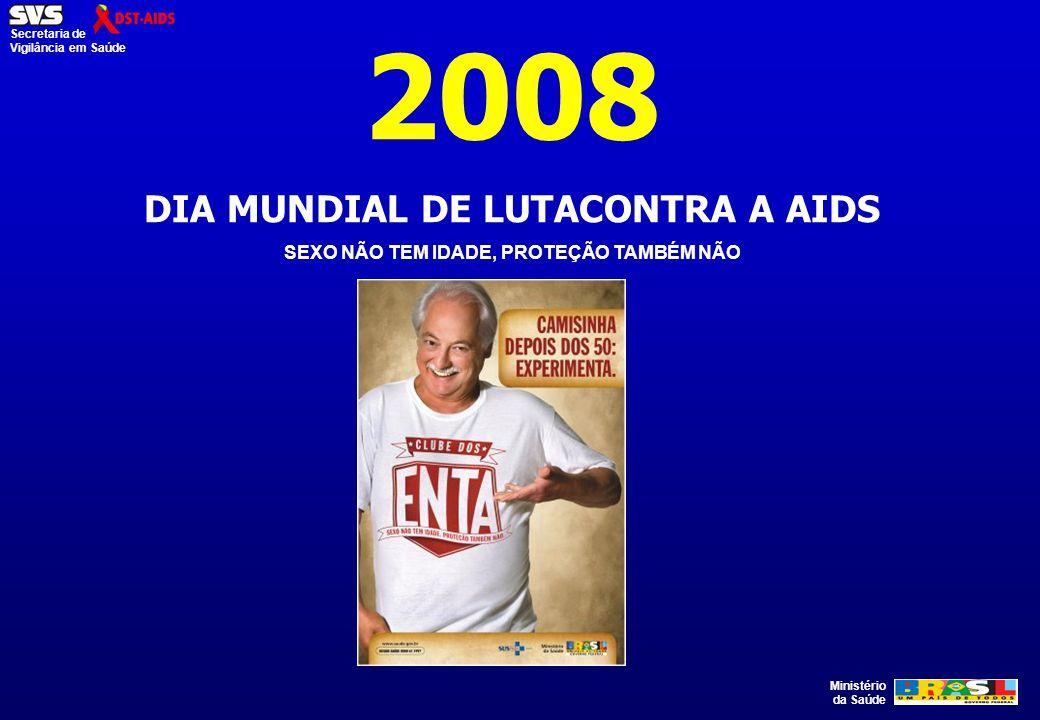 2008 DIA MUNDIAL DE LUTACONTRA A AIDS
