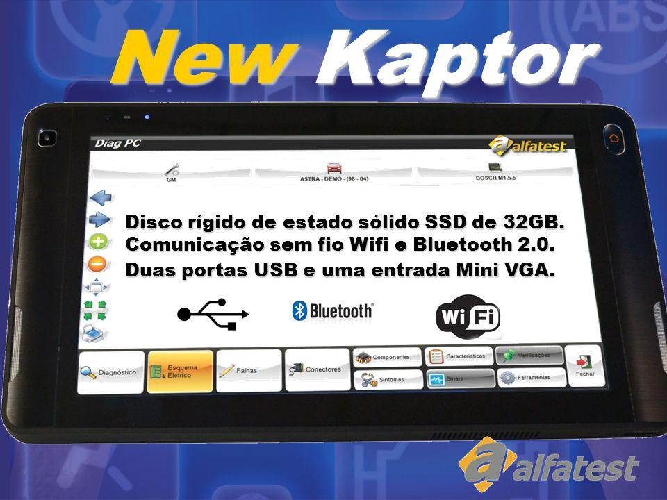 New Kaptor Disco rígido de estado sólido SSD de 32GB.