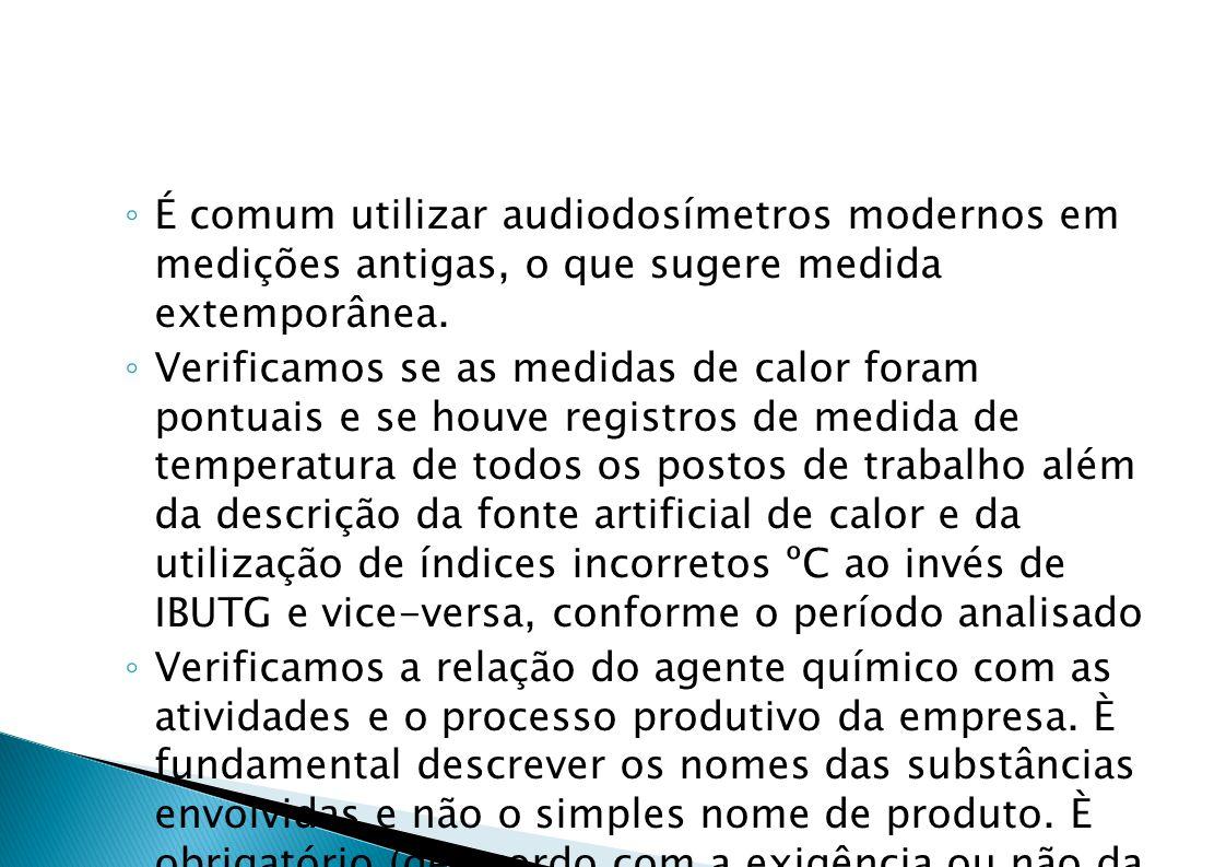 AVALIAÇÃO SOBRE AGENTES: