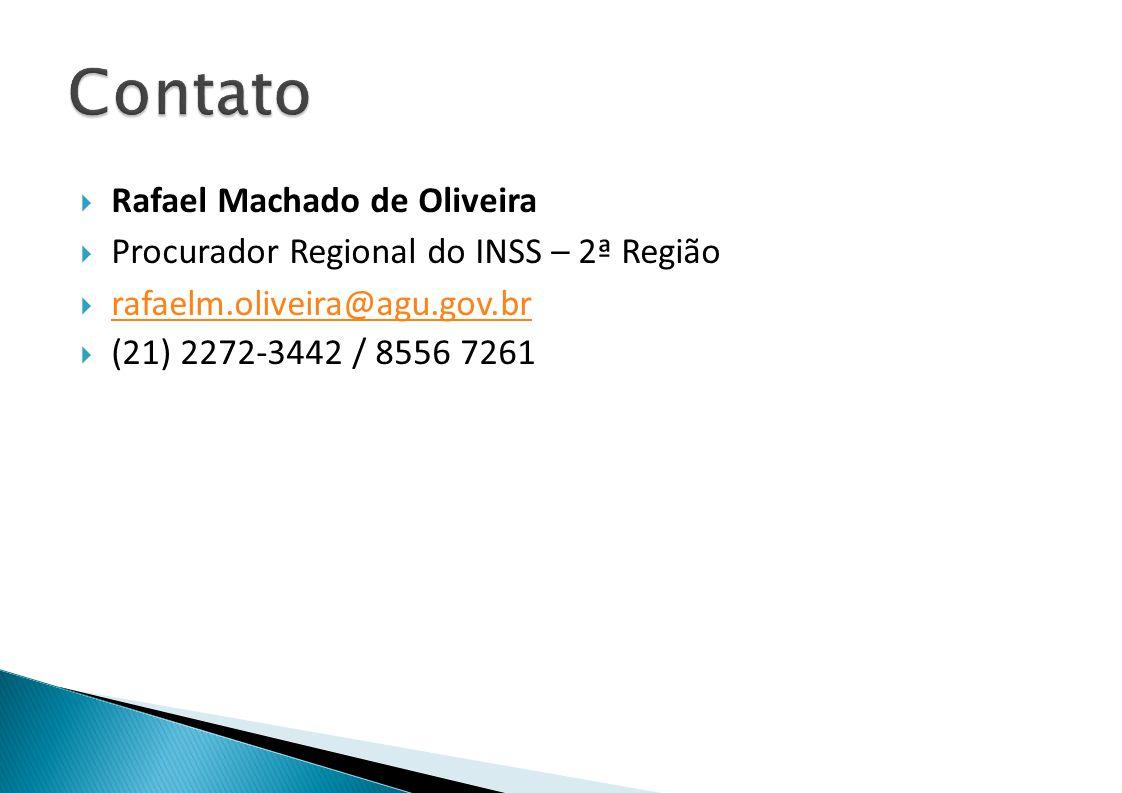 Contato Rafael Machado de Oliveira