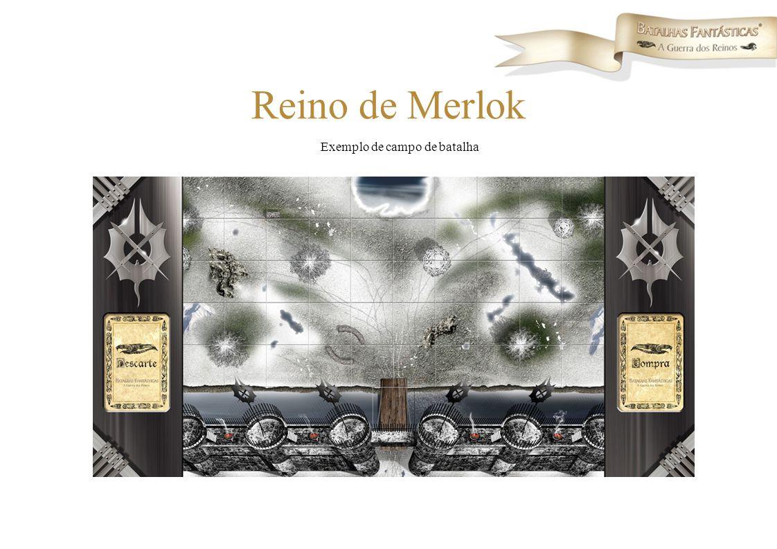 Exemplo de campo de batalha