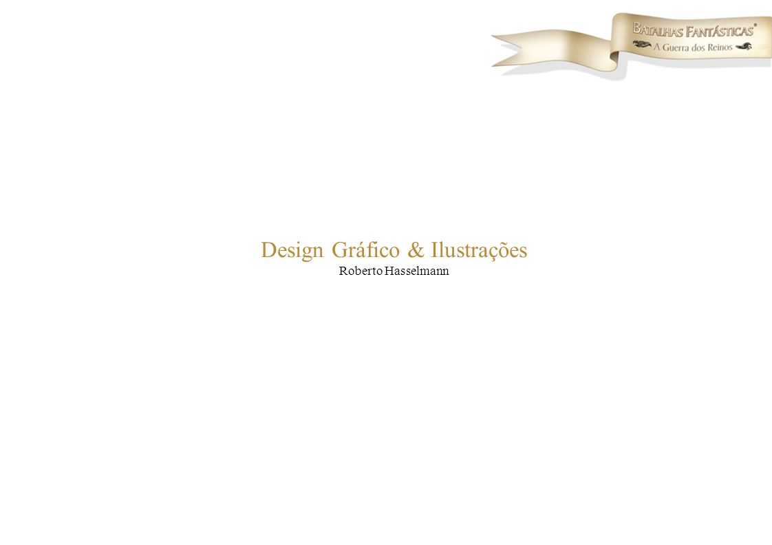 Design Gráfico & Ilustrações