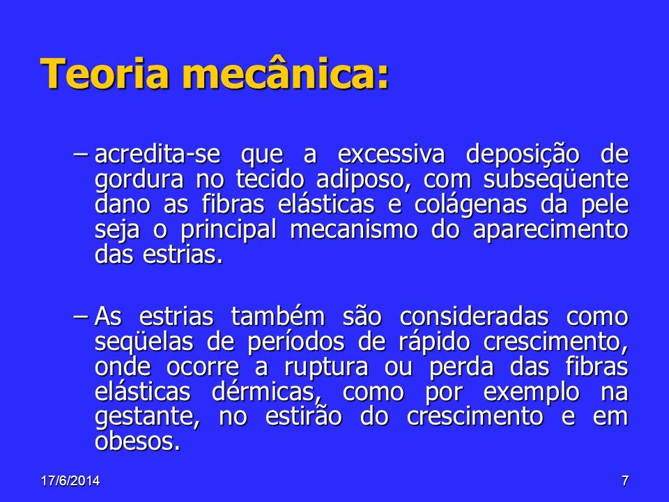 Teoria mecânica: