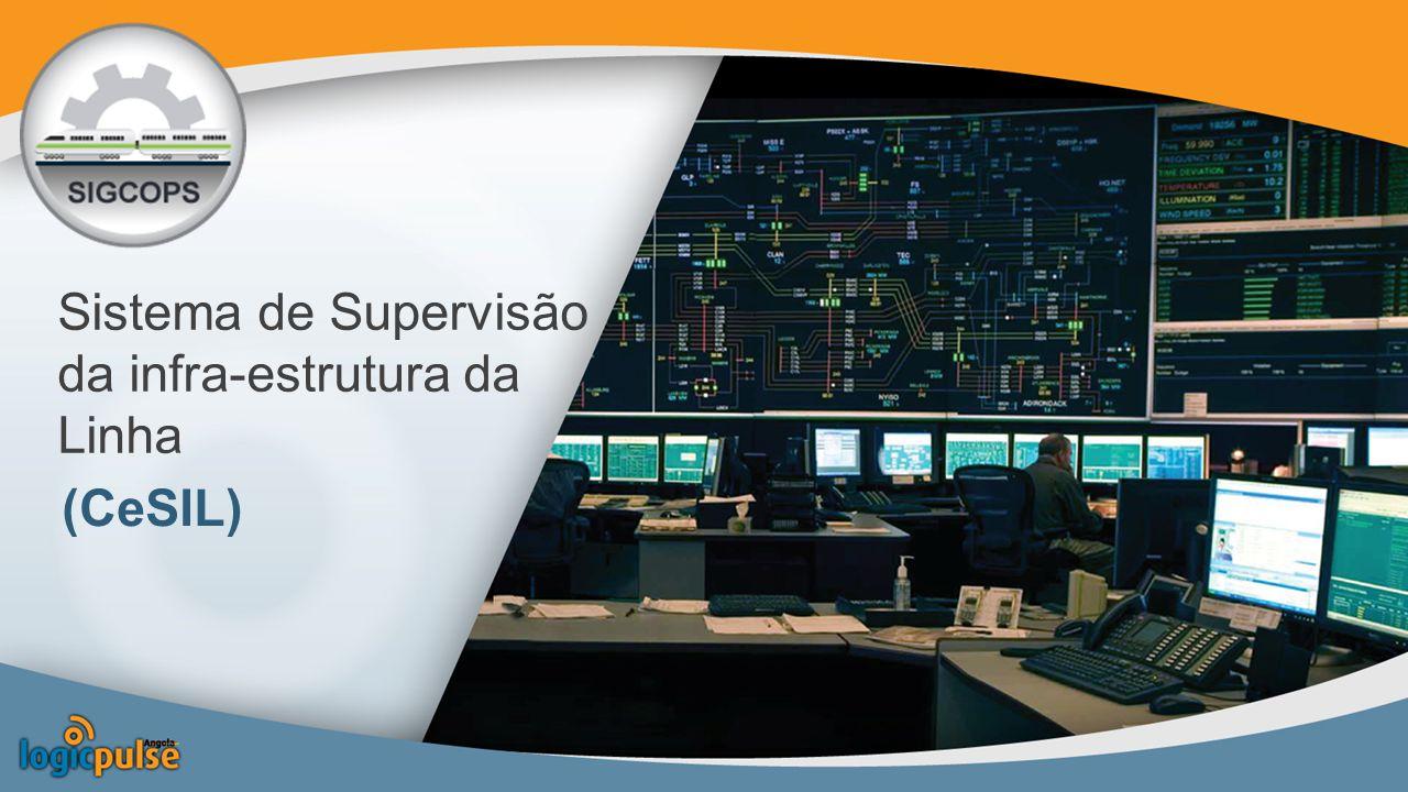 Sistema de Supervisão da infra-estrutura da Linha