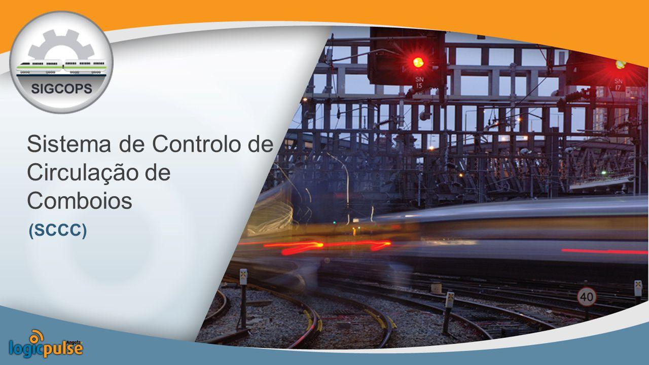 Sistema de Controlo de Circulação de Comboios