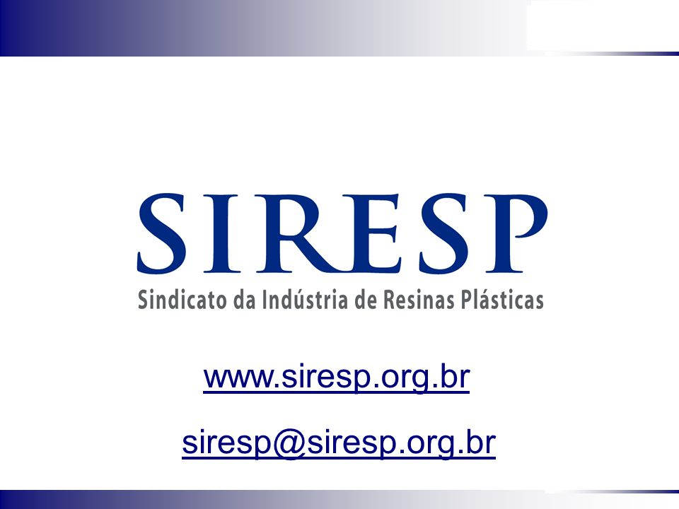 www.siresp.org.br siresp@siresp.org.br