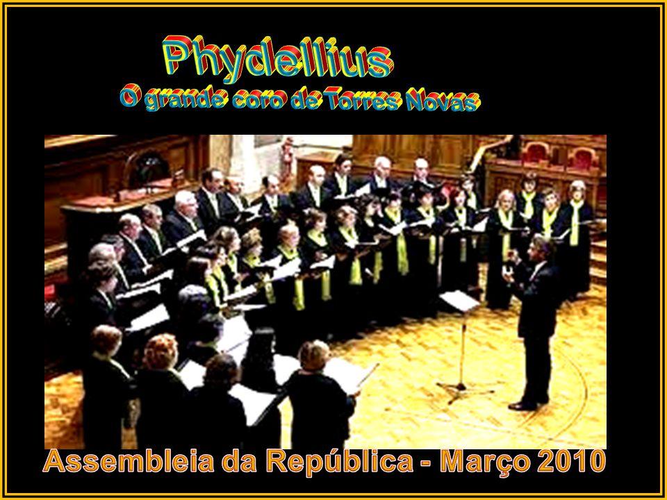Phydellius Assembleia da República - Março 2010