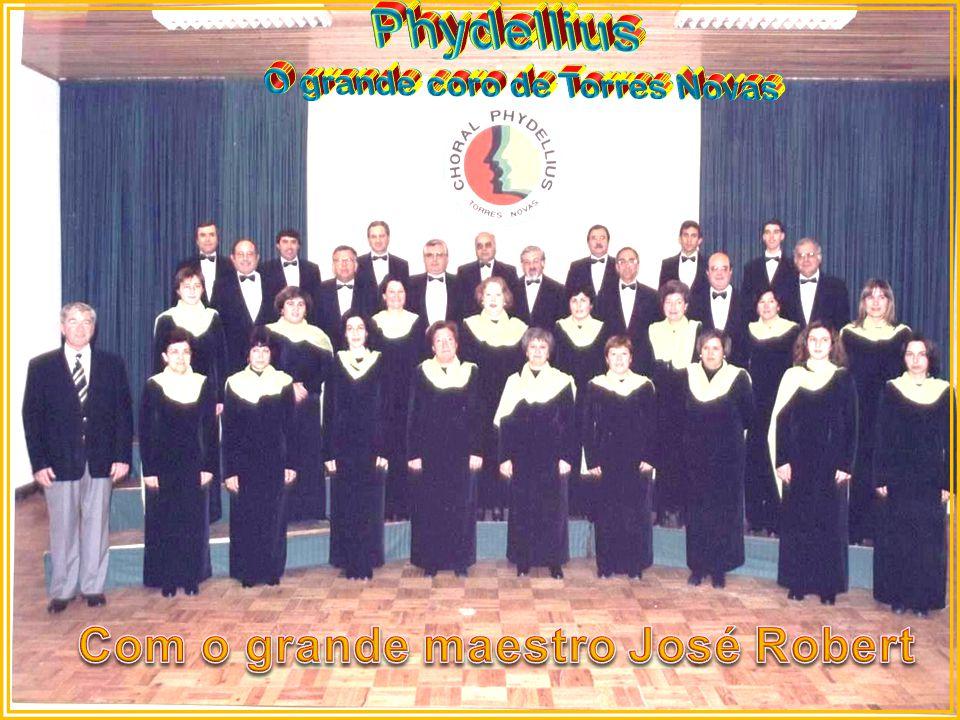 Phydellius Com o grande maestro José Robert