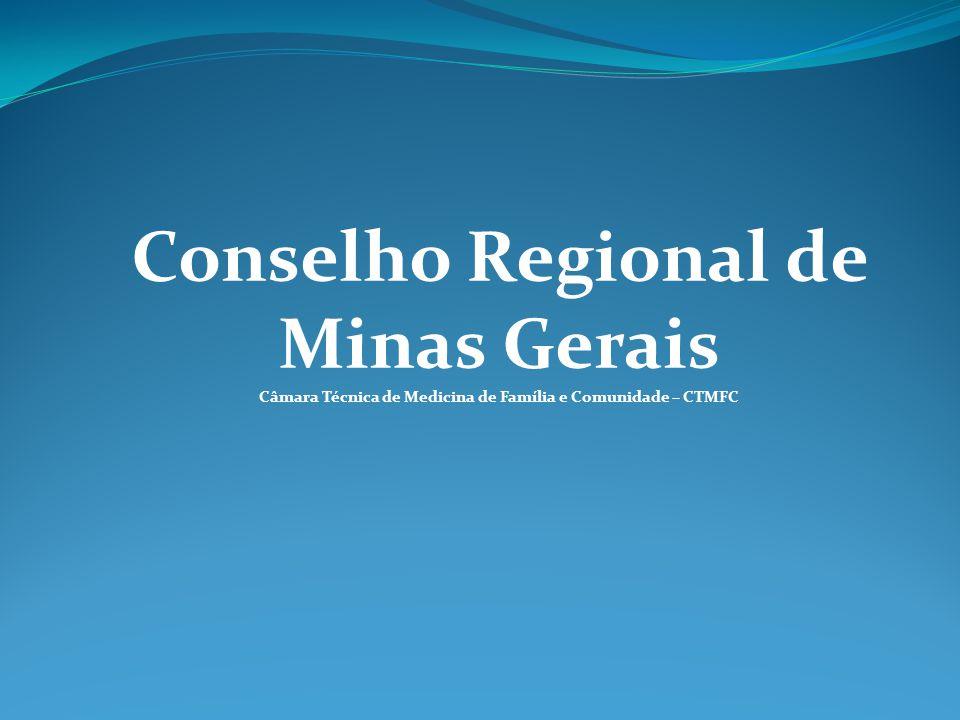 Conselho Regional de Minas Gerais