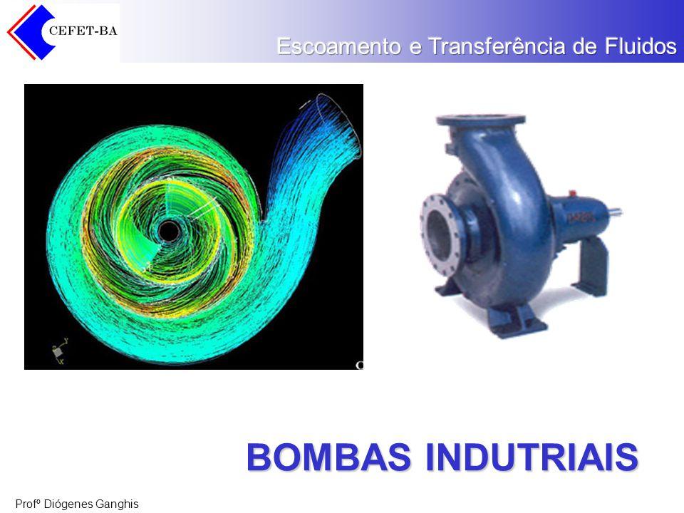 BOMBAS INDUTRIAIS