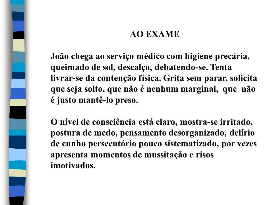 AO EXAME