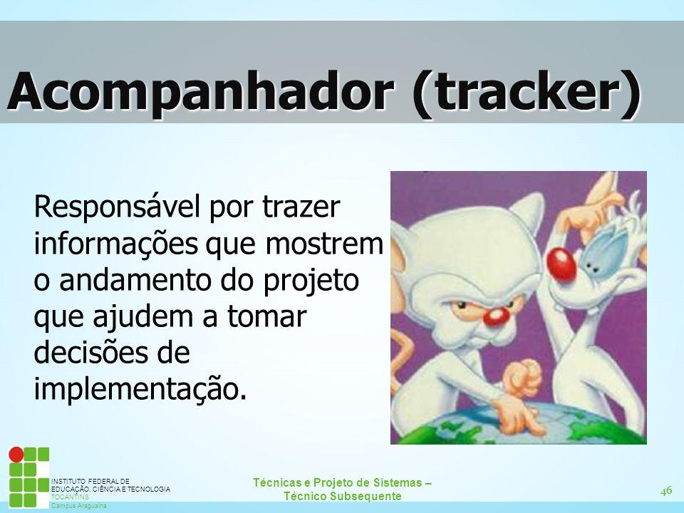 Acompanhador (tracker)