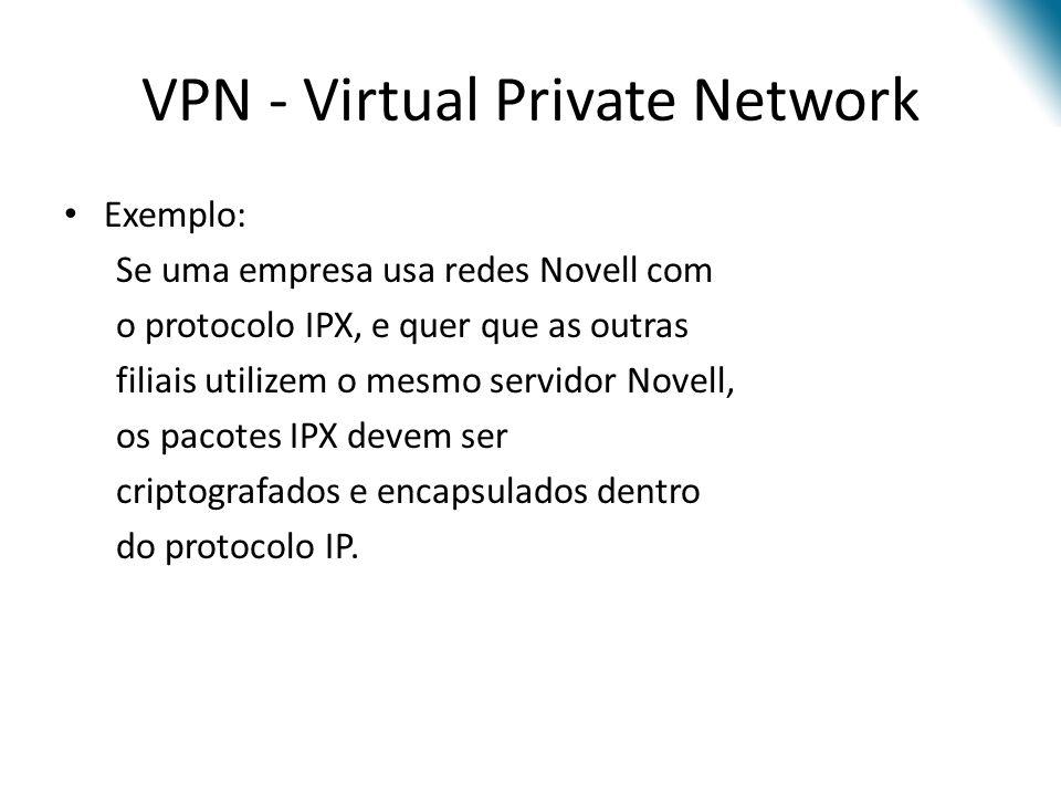 VPN - Virtual Private Network