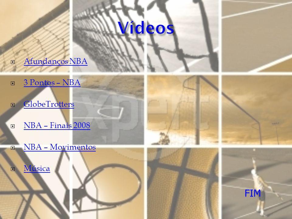 Vídeos FIM Afundanços NBA 3 Pontos – NBA GlobeTrotters